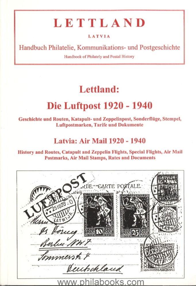 Buchtitel_Hofmann_Lettland_Luftpost