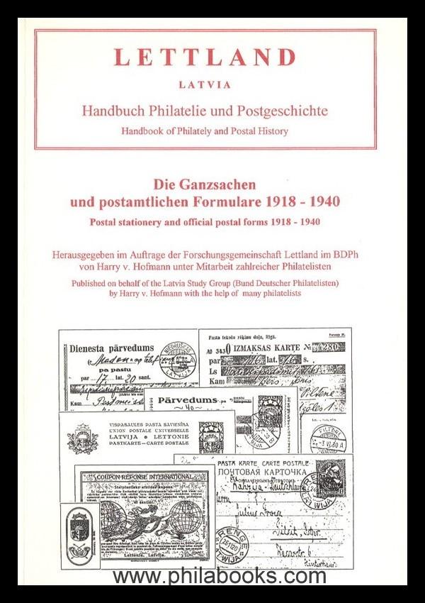 Buchtitel_Hofmann_Lettland_Ganzsachen